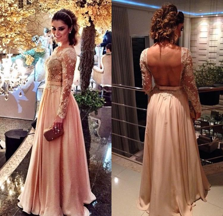 Blush Pink Prom Dresses,A-Line Prom Dress,Simple Prom Dress ...