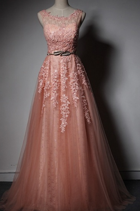 The mother of the elegant lace wedding gown was dressed in a formal evening gown of the groom's gown