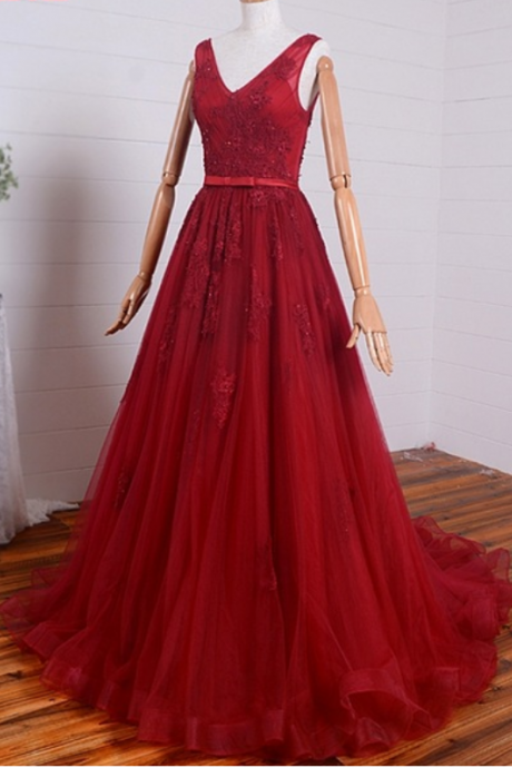 The elegant lace evening evening evening evening wedding evening dress the women on the ground red formal evening dress wedding dress