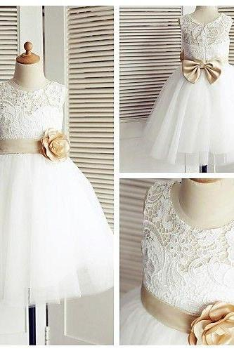 Flower girl Dress,Flower girl Dress Dresses,Cute Flower girl Gowns,Flower girl Dress,Sweet 16 Dress,Style Homecoming Dresses For Teens
