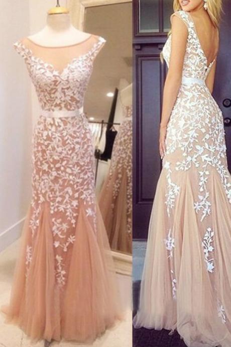 Charming Prom Dresses,Long Prom Dresses,Sexy Prom Dresses,Formal Evening Dresses,Tulle Evening Gowns,Mermaid Evening Dresses